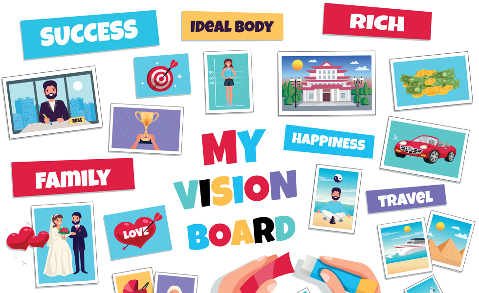 2019 Visualization Board Ideas 2019 Ontario New Years Events | Vision Board Ideas | Vistara